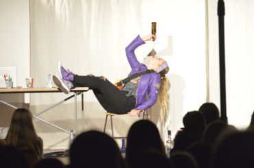 Alkohölle: Theaterstück hinterließ nachdenkliche Schüler
