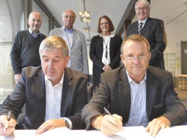 Altes Rathaus: Bürgerstiftung St. Viktor übernimmt vom KuWeBe