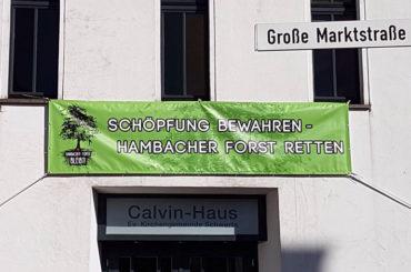 Solidarität mit dem Hambacher Forst