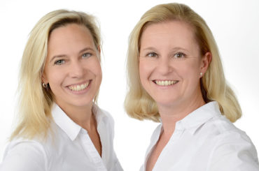 Frauenpower: Veronique Dornfeld und Diane Heidbreder leiten die Commerzbank