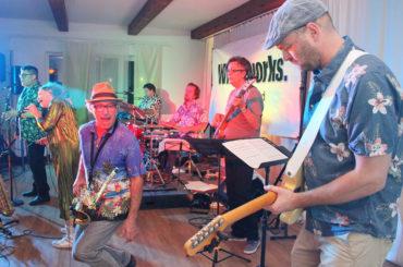 Play that funky music: Ein grooviger Abend auf der Heide