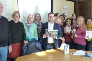 """Kriminacht im """"spuki"""" Rathaus: Auch der Bürgermeister liest zum bundesweiten Vorlesetag"""