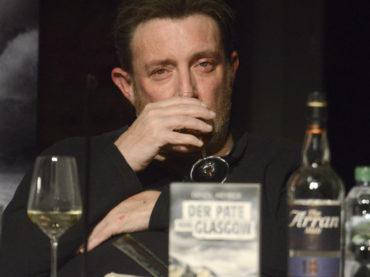 Denzil Meyrick, der Pate von Glasgow und sein Nacken