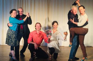 Tango auf der Heide: Vom Crashkurs bis zum Shakespearetango