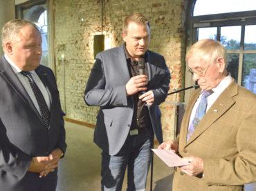 50 Jahre Vorstandsarbeit: Ehrung für Bernhard Vickermann