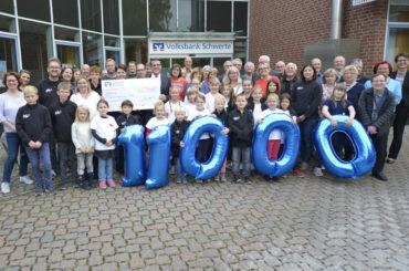 Volksbank spendet 11.000 Euro an 17 Vereine und Projekte