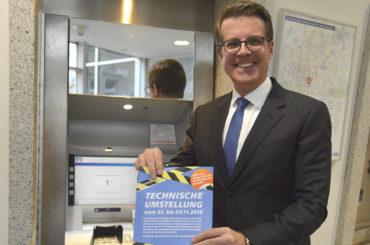 Volksbank wechselt das EDV-Banksystem: Am Wochenende geht nichts