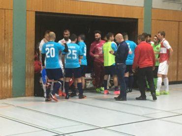 Die Futsaler des FC Schwerte gehen mit 3:21 unter