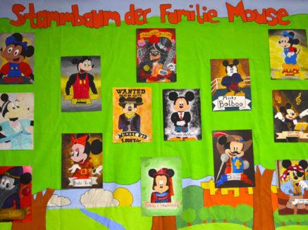 Ein Ausflug in die Welt des Comics: FBG ehrt Micky Mouse