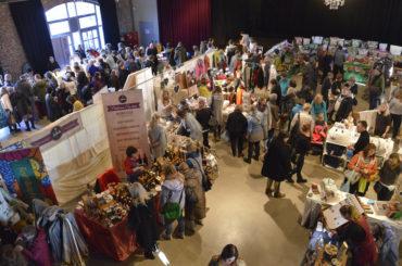 800 Menschen besuchten die Pussehanne und die Labertasche