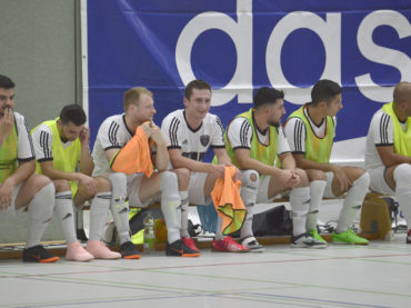 Die Futsaler des FC Schwerte müssen gegen die Bielefelder Panthers ran