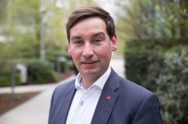 Sebastian Hartmann Gast der SPD