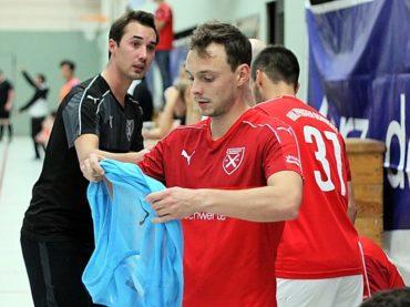 Zwei Auswärtsaufgaben für die Schwerter Futsaler