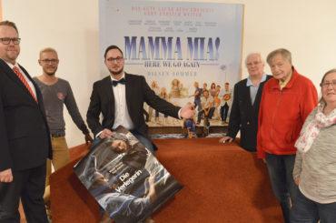 Mamma Mia – was für ein Programm im Kino in Ergste!