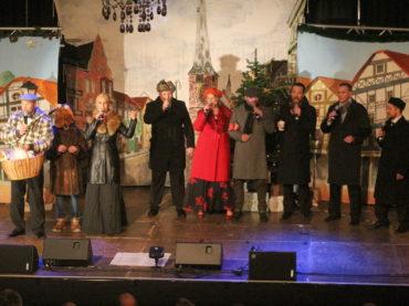 Besucherrekord zur Weihnachtsrevue der Schwerter Operettenbühne