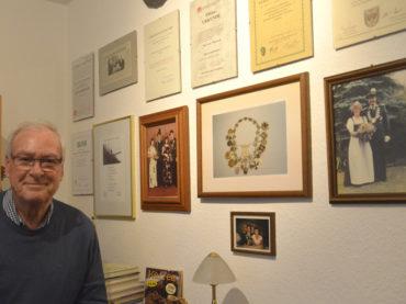 Dieter Schmikowski – Ein Urgestein wird 75