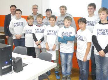 Kreative Ideen in der Hacker School