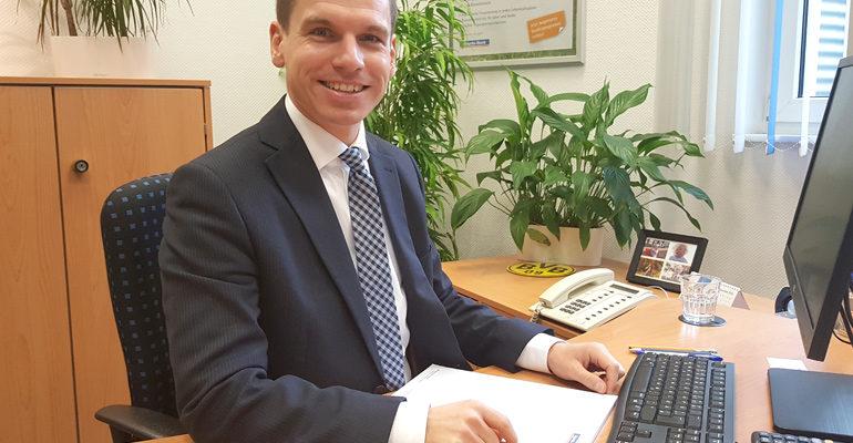 Sebastian Nühse – Der Neue in der Sparda-Bank