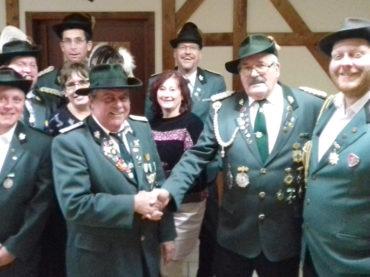 Jahreshauptversammlung bei den Ost-Schützen