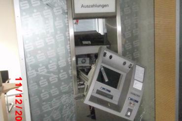 Nach der Sprengung: Geld gibt's in Westhofen erst wieder im März